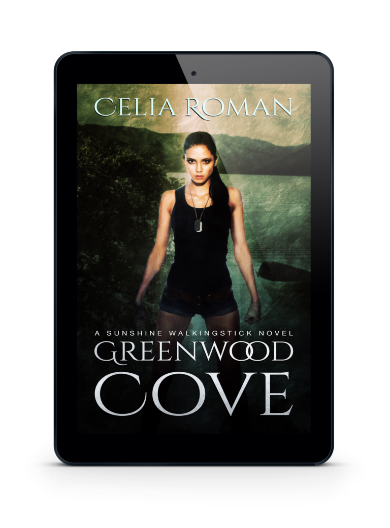 Greenwood Cove (Sunshine Walkingstick, Book 1) by Celia Roman