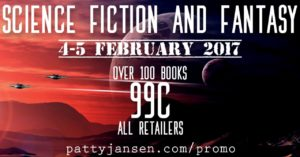 Science Fiction and Fantasy Sale